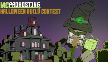 HOW WE DESIGNED THE HALLOWEEN BUILD CONTEST