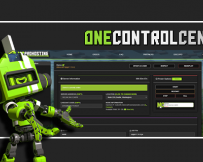 THE NEW PANEL – OneControlCenter (OCC)
