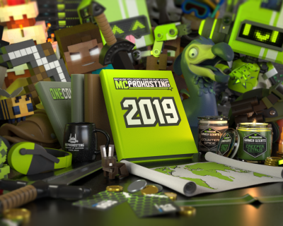 MCPROHOSTING YEAR IN REVIEW 2019