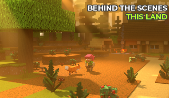 BEHIND THE SCENES: THIS LAND