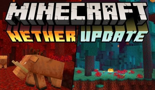 MINECRAFT NEWS: THE NETHER UPDATE