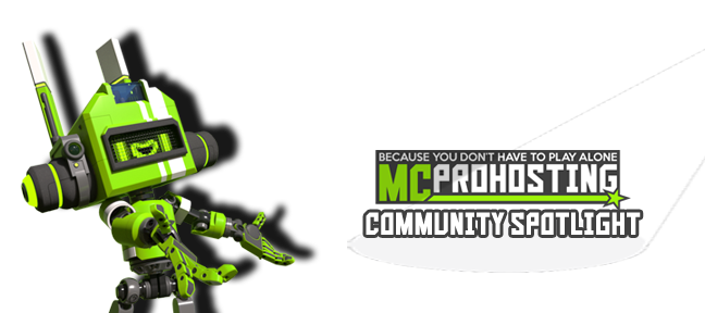 community spotlight mcprohosting