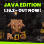 Java Edition 1.16.2 Minecraft MCProHosting Server Hosting
