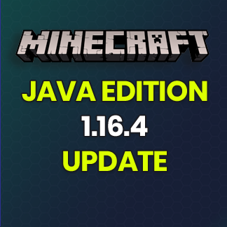 MINECRAFT UPDATED NOTICE: Java Edition 1.16.4 is Finally Released!