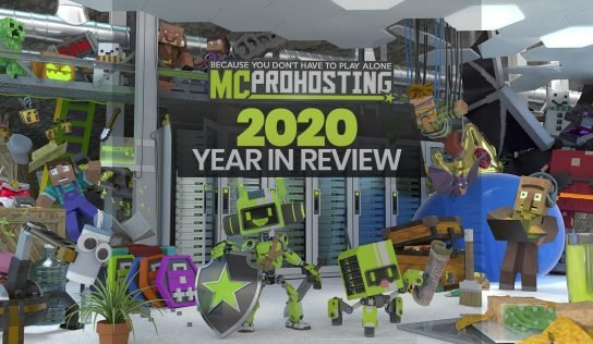 MCProHosting 2020: Year in Review.